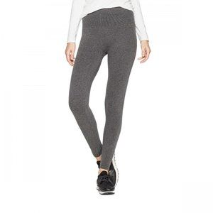 NWT A New Day French Terry Leggings L/XL Gray